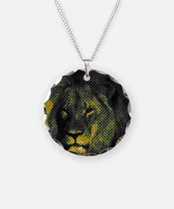 Tribute To Cecil The Lion Necklace