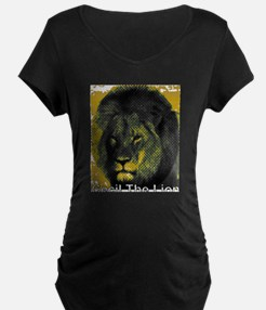Tribute To Cecil The Lion Maternity T-Shirt