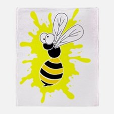 Bug Splat Throw Blanket