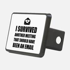 Meeting Email Hitch Cover
