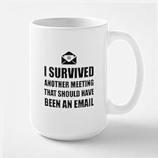 Meeting Email Mugs