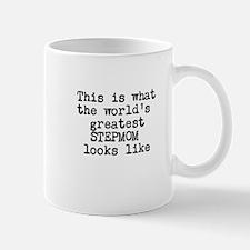 Worlds Greatest Stepmom Mugs