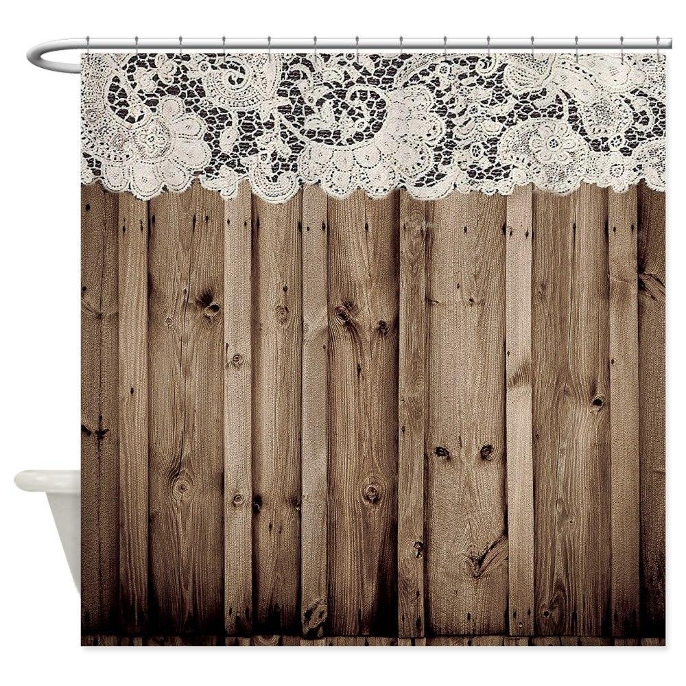 Shabby Chic Shower Curtain 2018 Best #Shabby Chic Shower Curtain ...