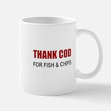 Thank Cod Mugs