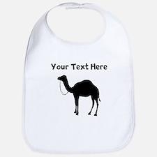 Camel Silhouette Bib