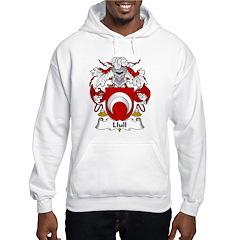 Llull Family Crest Hoodie