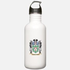 Livingstone Coat of Ar Water Bottle