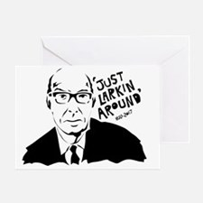 Just Larkin Around Greeting Card