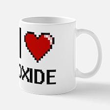 Cute Nitrous oxide Mug