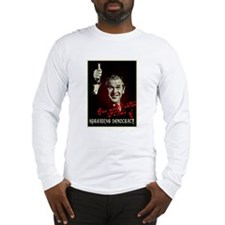 "Long Sleeve ""Democracy"" T-Shirt"