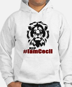 I am Cecil the Lion Hoodie