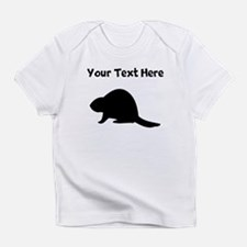 Beaver Silhouette Infant T-Shirt