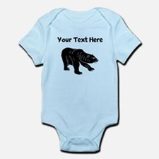 Bear Silhouette Body Suit