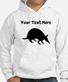 Armadillo Silhouette Hoodie