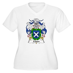 Llaser Family Crest T-Shirt