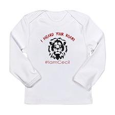 I AM CECIL Long Sleeve T-Shirt