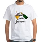 Wedding Toast Father of the Groom White T-Shirt