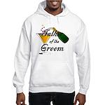 Wedding Toast Father of the Groo Hooded Sweatshirt