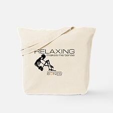 Bones Relaxing Tote Bag