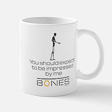 Bones Impressed Mug