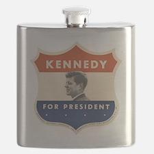 Cool Uss john f kennedy Flask