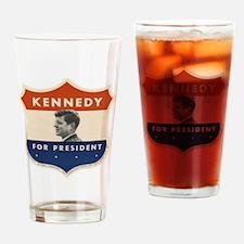 Unique John kennedy Drinking Glass