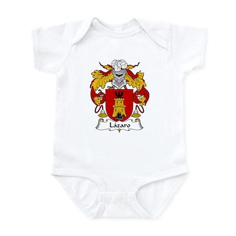 Lazaro Family Crest Infant Bodysuit