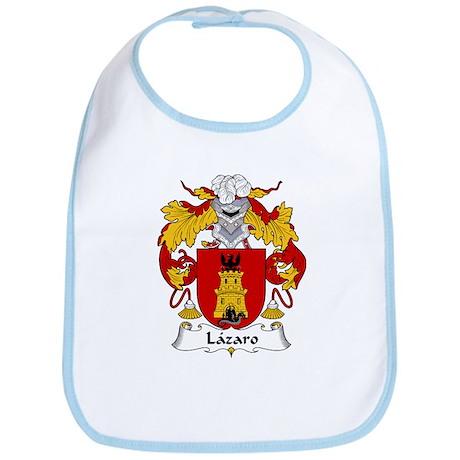 Lazaro Family Crest Bib