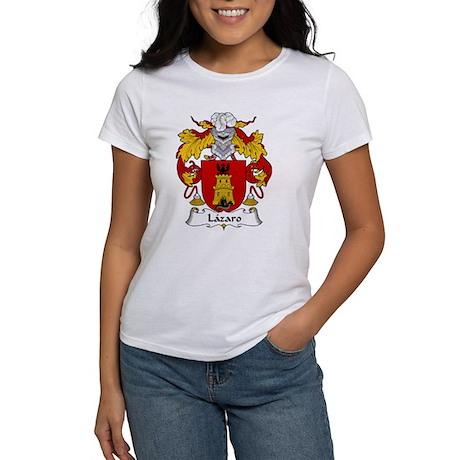 Lazaro Family Crest Women's T-Shirt
