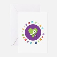 Unique Liver Greeting Cards (Pk of 20)