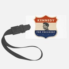 John F. Kennedy Luggage Tag