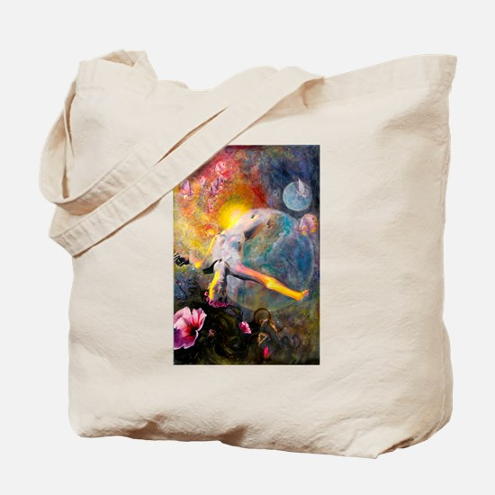 Gaia- Mother Goddess Tote Bag