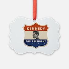 John F. Kennedy Ornament