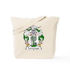 Larrinaga Family Crest Tote Bag