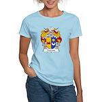 Lamas Family Crest Women's Light T-Shirt