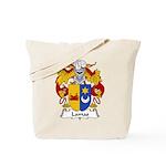 Lamas Family Crest Tote Bag