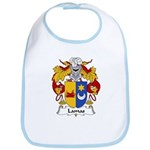 Lamas Family Crest Bib