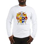 Lamas Family Crest Long Sleeve T-Shirt