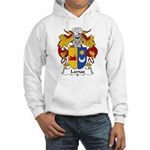 Lamas Family Crest Hooded Sweatshirt