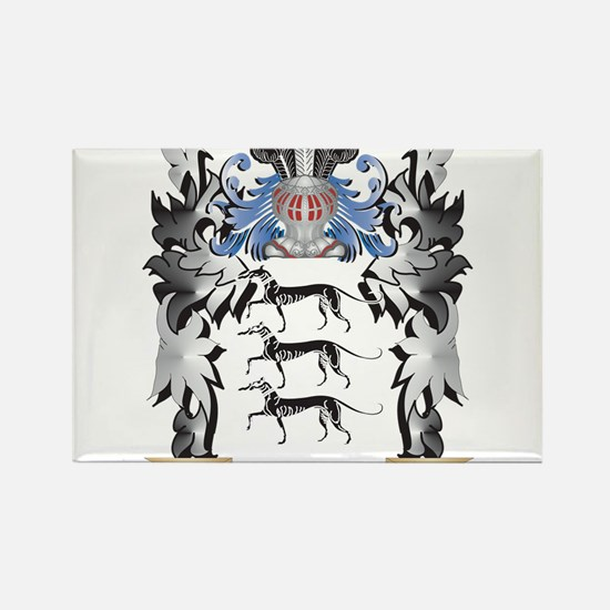Lovett Coat of Arms - Family Crest Magnets