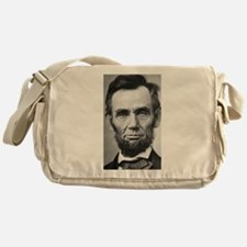 Unique Abraham lincoln Messenger Bag