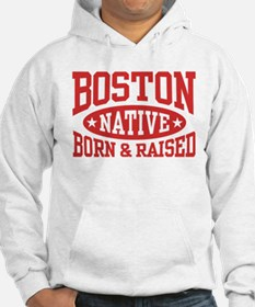 Boston Native Hoodie