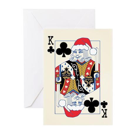 """Ho Ho Hold'Em"" Holiday Greeting Cards (20 pk)"