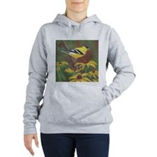 Springtime Gold Women's Hooded Sweatshirt