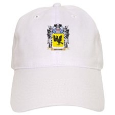 Luciano Coat of Arms - Family Crest Baseball Cap
