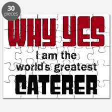 World's Greatest Caterer Puzzle