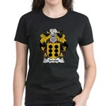 Jurado Family Crest Women's Dark T-Shirt