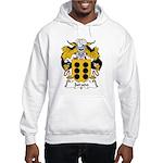Jurado Family Crest Hooded Sweatshirt