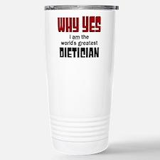 World's Greatest Dietic Travel Mug