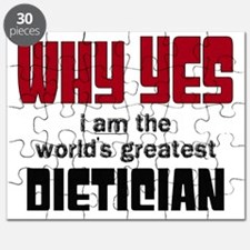 World's Greatest Dietician Puzzle